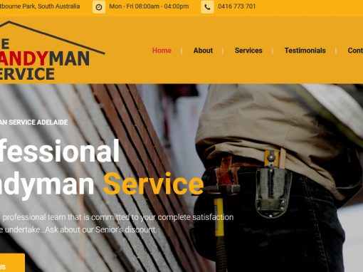 The Handyman Service